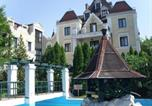 Hôtel Siófok - Ramona Schloss-1