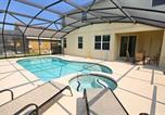 Location vacances Kissimmee - 4 Bed Home at Veranda Palms 2526-3