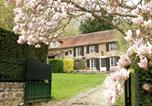 Location vacances Bourgogne - Charming Mansion in Sailly with Jacuzzi-4