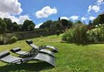 Location vacances Lantheuil - Luxury Mansion in Normandy with Garden-4