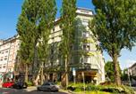 Hôtel Biergarten - Hotel Brack-1