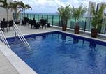 Location vacances Recife - Apart Hotel em Boa Viagem-2
