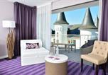 Hôtel 4 étoiles Noirmoutier-en-l'Ile - Château des Tourelles, Hôtel Thalasso Spa Baie de La Baule-2