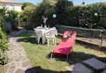 Location vacances Rosignano Marittimo - Appartamento con giardino e barbecue-1