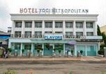Hôtel Navi Mumbai - Yogi Metropolitan Hotel-4