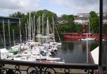 Location vacances  Finistère - Gîte du port Rhu-2