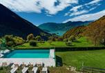 Location vacances Marone - Cozy Chalet at Marone Lake Lombardy with Pool-1