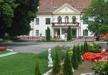 Hôtel Somogygeszti - Gesztenye Kastélyhotel-4