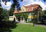 Hôtel Hoyerswerda - Fledermausschloss-4