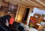 Location vacances Sachseln - Apartment Birrenhof Familienwohnung-1