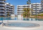 Location vacances Los Arenales del Sol - Nice apartment in Los Arenales del Sol w/ Outdoor swimming pool, Wifi and 2 Bedrooms-1