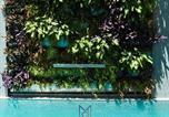 Hôtel Rhodes - Manousos City Hotel-4