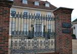 Hôtel Milton Keynes - Montpellier House-3