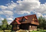 Villages vacances Mikołajki - Puszcza Romincka-1