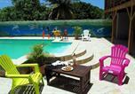 Location vacances  Martinique - Résidence Fruit de la Passion Rose-1