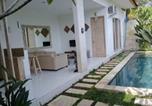 Location vacances Banjar - Villa Blessings, 2 Br Villa near Lovina-1