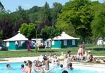 Camping avec Piscine Saint-Girons - Camping Les Eychecadous-3
