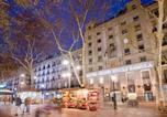 Hôtel Barcelone - Hotel Serhs Rivoli Rambla-2