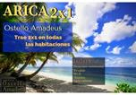 Hôtel Arica - Hostal Ostello Amadeus-3