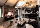 Hôtel Plombières-les-Bains - Appart Hotel Glam88 Suites avec Spa et Sauna Privatif-3