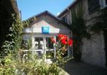 Hôtel Vic-en-Bigorre - Ibis budget Tarbes-4