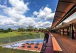 Hôtel Province d'Udine - Villaverde Hotel Spa&Golf Udine