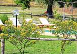 Location vacances Graffignano - Civita di Bagnoregio Villa Sleeps 7 Pool Air Con-4