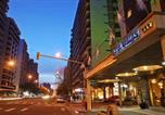 Hôtel Mar del Plata - Hotel Valles-1