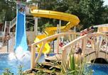 Camping avec Ambiance club France - Camping Lou Pignada-1