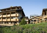 Hôtel 4 étoiles Le Grand-Bornand - Best Western Chalet les Saytels-3