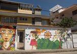 Location vacances Cuenca - Hostel Bella Vista-1