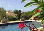Location vacances Joannas - Cozy Holiday Home in Largentiere with Private Pool-1