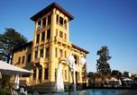 Hôtel Viareggio - Villa Moorings-3