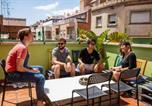 Hôtel Catalogne - Hostel One Sants-4