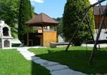 Location vacances Russbach am Pass Gschütt - Reiters-Ferienhaus-4