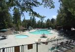 Villages vacances Hesperia - Idyllwild Camping Resort Wheelchair Accessible Cottage-4
