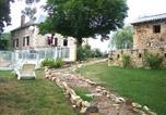 Location vacances Montcléra - Le grand gite de Pech-quizel-4
