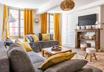 Location vacances Honfleur - Le Baldaquin / Les Suites Romantiques Honfleur-1