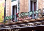 Hôtel Aniane - Hôtel Le Terminus-3