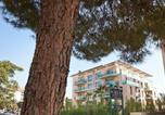 Hôtel Saint-Raphaël - Cgh Résidences & Spas Villa Romana-3