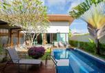 Location vacances Chalong - Coco 4 Private Pool Villa-1