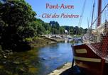 Location vacances Bretagne - Holiday home Land Rosted - 6-3
