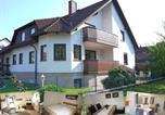 Location vacances Hirschaid - Sterne Fewo Regnitztal-1