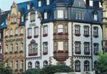 Hôtel Gare de Trier - Altstadt-Hotel-1