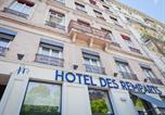 Hôtel Vourles - Hotel Des Remparts Perrache-4