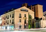 Hôtel Avila - Yit Mirador de Santa Ana