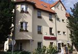 Location vacances Halle (Saale) - Pension & Café Am Krähenberg-1