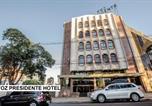 Hôtel Foz do Iguaçu - Foz Presidente Hotel-1