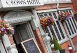 Hôtel Woking - Crown Hotel-1