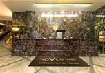 Hôtel Dortmund - Novum Hotel Excelsior Dortmund-3
